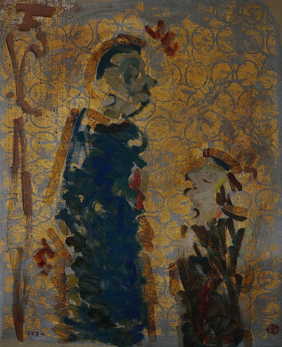 Madame des loynes_78x95cm_2010